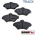 Hawk Performance HP Plus Brake Pads - Front Pair (94-98 GT, V6) - Hawk Performance HB182N.660