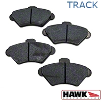 Hawk Performance HP Plus Brake Pads - Front Pair (94-98 GT, V6) - Hawk Performance (Carlisle Products) HB182N.660