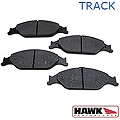 Hawk Performance HP Plus Brake Pads - Front Pair (99-04 GT, V6) - Hawk Performance (Carlisle Products) HB274N.610