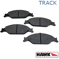 Hawk Performance HP Plus Brake Pads - Front Pair (99-04 GT, V6) - Hawk Performance HB274N.610