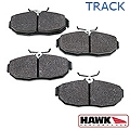 Hawk Performance HP Plus Brake Pads - Rear Pair (05-14 All) - Hawk Performance (Carlisle Products) HB485N.656