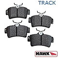 Hawk Performance HP Plus Brake Pads - Rear Pair (94-04 GT, V6) - Hawk Performance (Carlisle Products) HB183N.660