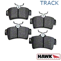 Hawk Performance HP Plus Brake Pads - Rear Pair (94-04 GT, V6) - Hawk Performance HB183N.660