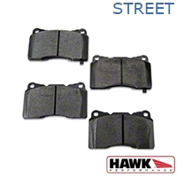 Hawk Performance Ceramic Brake Pads - Front Pair (07-12 GT500, 12-13 Boss 302) - Hawk Performance (Carlisle Products) HB453Z.585