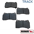 Hawk Performance HP Plus Brake Pads - Front Pair (07-12 GT500, 12-13 Boss 302) - Hawk Performance (Carlisle Products) HB453N.585