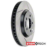 Powerslot Slotted Rotors - Front Pair (05-10 GT) - Powerslot 126.61086SL||126.61086SR