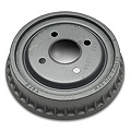 Replacement Rear Drum - 4 Lug (87-93 5.0L) - AM Restoration 122.61020