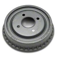 Replacement Rear Drum - 4 Lug (87-93 5.0L) - AM Restoration 123.61020
