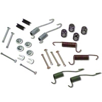 Replacement Rear Drum Hardware Kit (87-93 5.0L) - AM Restoration 118.61015