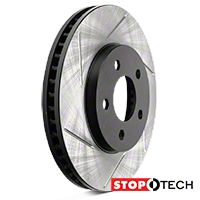 Powerslot Slotted Rotors - Front Pair (05-10 V6) - Powerslot 126.61085SL||126.61085SR