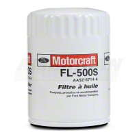 Ford Motorcraft Mustang OEM Oil Filter (11-14 GT, V6) - Ford FL500S