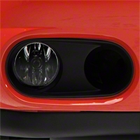 Cobra Bumper Foglight Bezel - RH (03-04 Cobra) - Ford Racing 2R3Z-15B438-AA