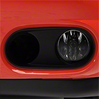 Cobra Bumper Foglight Bezel - LH (03-04 Cobra) - Ford Racing 2R3Z-15B438-BA