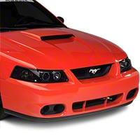 Ford Racing OE Chin Spoiler (03-04 Cobra) - Ford Racing 2R3Z-17626-AAA||2R3Z-17626-AAA