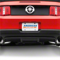 Ford Racing GT500/CS/BOSS Rear Diffuser (10-12 All) - Ford Racing AR3Z-17F828-AA