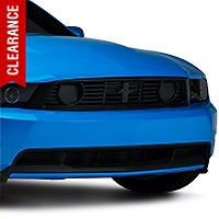 Ford Racing Boss 302 Grille w/o Emblem - Unpainted (10-12 GT) - Ford Racing CR3Z-8200-BAPTM