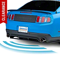 Rear Bumper Parking Assist Sensor Kit (08-14 All) - Ford Racing VAS4Z-15A866-B