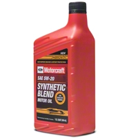 Ford Motorcraft 5W20 Motor Oil - Ford XO5W20QSP
