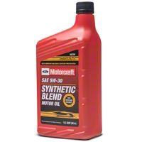Ford Motorcraft 5W30 Motor Oil - Ford XO5W30QSP