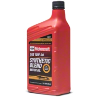 Ford Motorcraft 10W30 Motor Oil - Ford XO10W30QSP