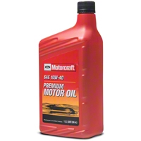 Ford Motorcraft 10W40 Motor Oil - Ford XO10W40QP
