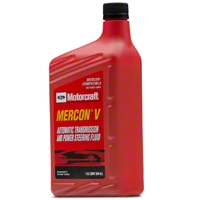Ford Motorcraft Mercon V Transmission Fluid - Automatic - Ford XT5QMC