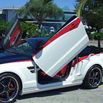 Lambo Door Kit (05-09 All) - AM Exterior 05-09 Mustang Lambo