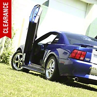 Lambo Door Kit (99-04 All) - AM Exterior 99-04 Mustang Lambo Door