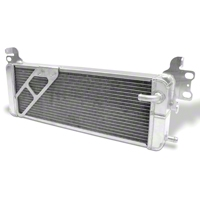 AFCO Double Pass Heat Exchanger (07-12 GT500) - AFCO 80280NDP