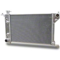 AFCO Direct Fit Radiator - Manual (94-95 GT) - AFCO 80271FN