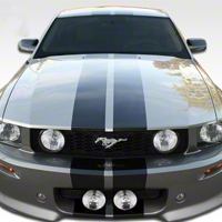 Duraflex Eleanor Style Body Kit - Unpainted (05-09 GT, V6) - Duraflex 104866