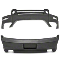 Duraflex Stallion Style Body Kit - Unpainted (05-09 GT, V6) - Duraflex 104299