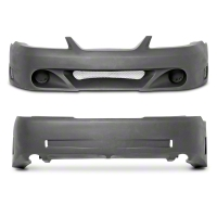 Duraflex CVX Style Body Kit - Unpainted (99-04 All) - Duraflex 104873