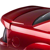 Saleen Style Rear Spoiler - Unpainted (99-04 All) - AM Exterior 104781