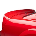 CVX Style Ducktail Spoiler - Unpainted (05-09 All) - AM Exterior 104796
