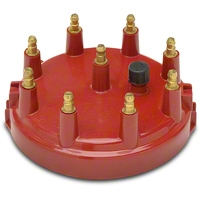 Taylor Red Replacement Cap & Rotor Kit (86-95 5.0L) - Taylor 918233