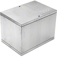 Aluminum Relocation Battery Box (79-14 All) - Taylor 48100