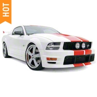 3D Carbon Boy Racer Body Kit - Unpainted (05-09 GT) - 3dCarbon 691011