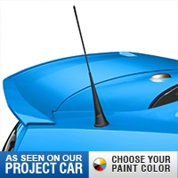 GT500 Style Rear Spoiler - Pre-painted (10-14 All)