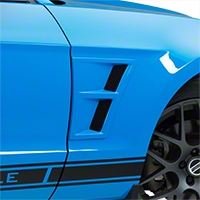 3D Carbon Fender Vents - Unpainted (10-14 All) - 3dCarbon 691618