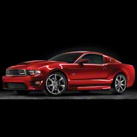 Saleen S281 Body Kit - Unpainted (10-12 GT, V6) - Saleen 10-1100-A19340A