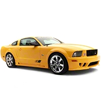 Saleen S281 Body Kit - Unpainted (05-09 GT) - Saleen 10-1100-A11308