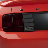 Saleen Tail Light Covers (05-09 All) - Saleen 10-1103-B134380