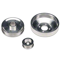 BBK Underdrive Pulleys (96-Mid 01 GT; 96-99 Cobra) - BBK Performance 1555
