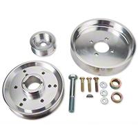 BBK Underdrive Pulleys (Late 01-04 GT) - BBK 1559