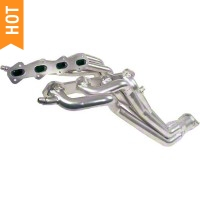 BBK Ceramic Long Tube Headers - Manual (96-04 GT) - BBK 15410