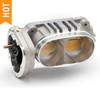 BBK Twin 62mm Throttle Body (05-10 GT) - BBK 1763