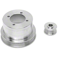 BBK Underdrive Pulleys (94-98 V6) - BBK Performance 1619