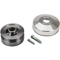 BBK Underdrive Pulleys (05-10 GT) - BBK 1653