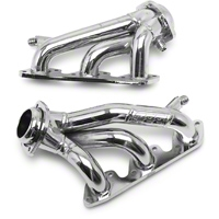 BBK Chrome Shorty Headers (99-04 V6) - BBK 4008